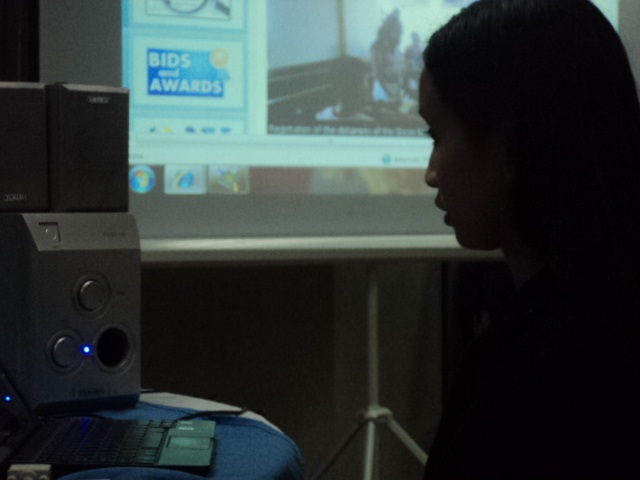 PWAG Member Lourdes Borgonia proves the usability of accessible website even for blind users like her.