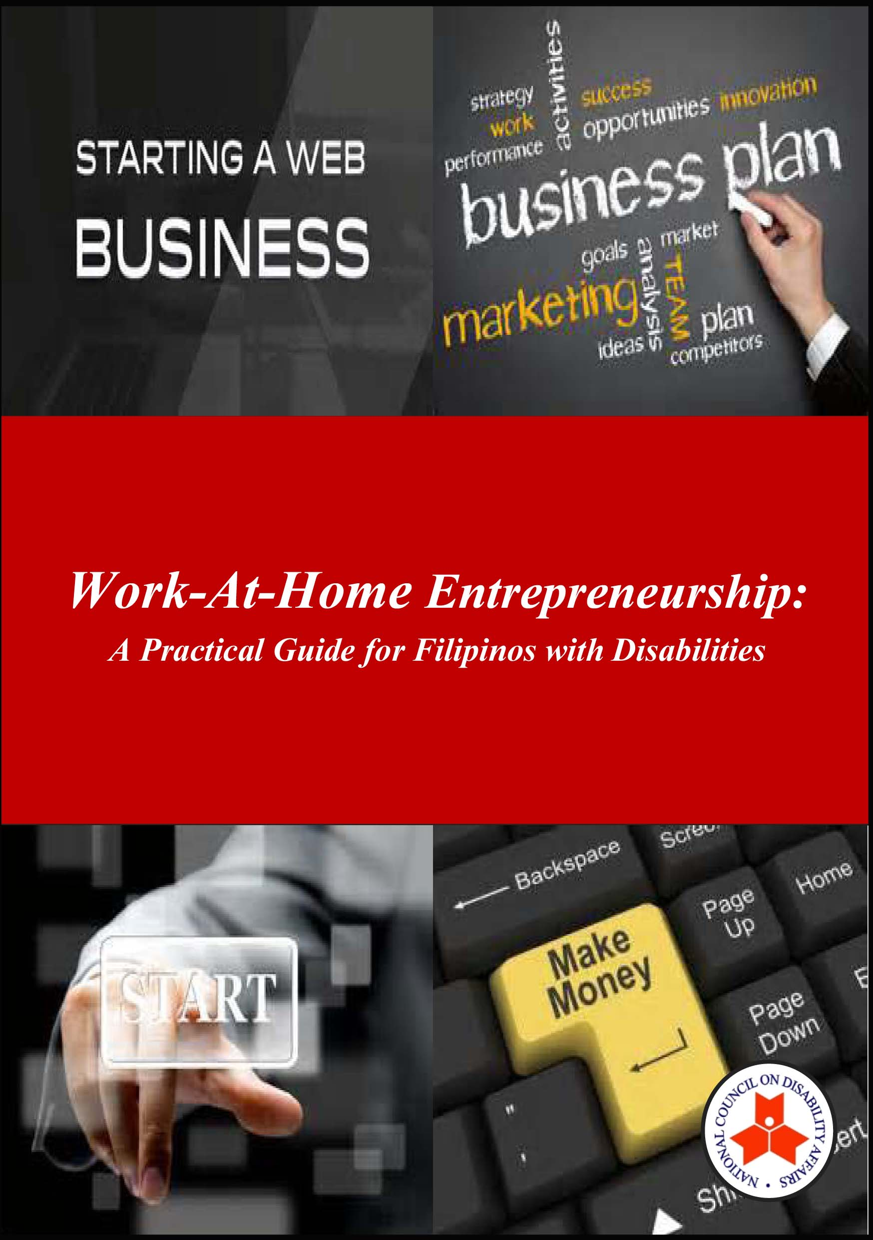 Work@Home Entrepreneurship: A Practical Guide for Filipinos with Disabilities