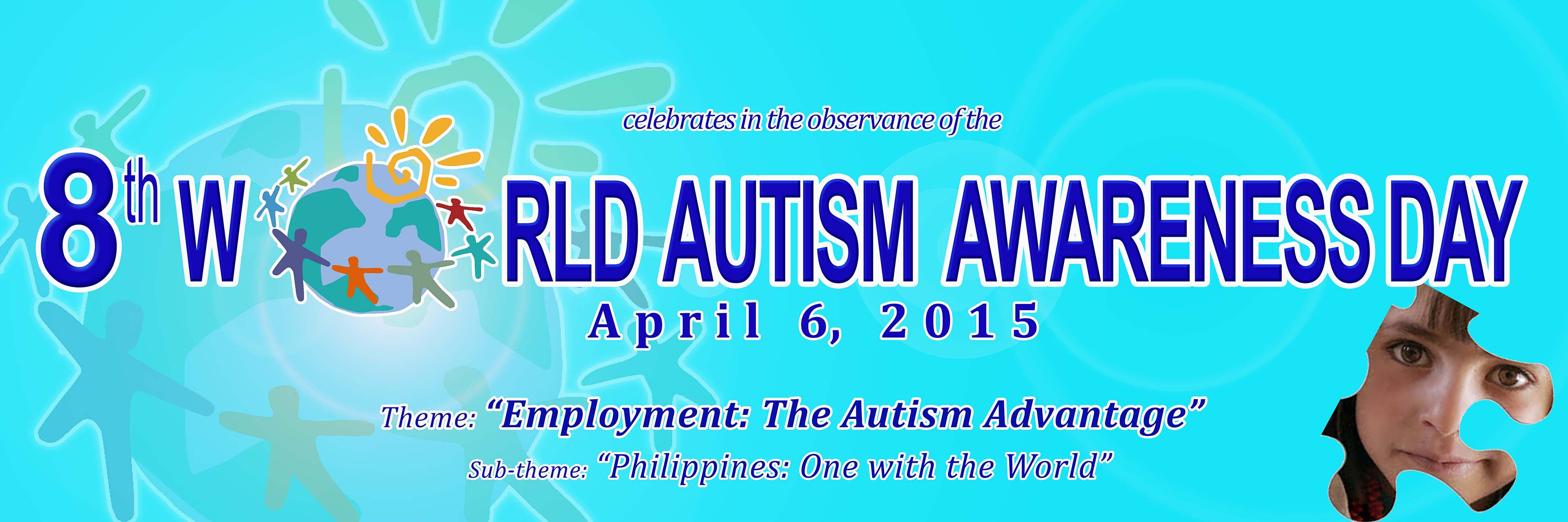 8th World Autism Awareness Day