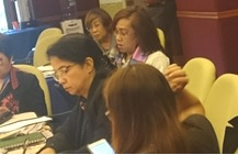 NCDA OIC CARMEN ZUBIAGA RAISES PWD CONCERNS DURING THE DSWD NATIONAL MANAGEMENT DEVELOPMENT CONFERENCE (NMDC)