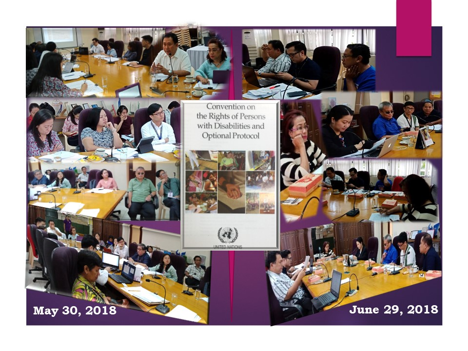 Philippine CRPD Core Group