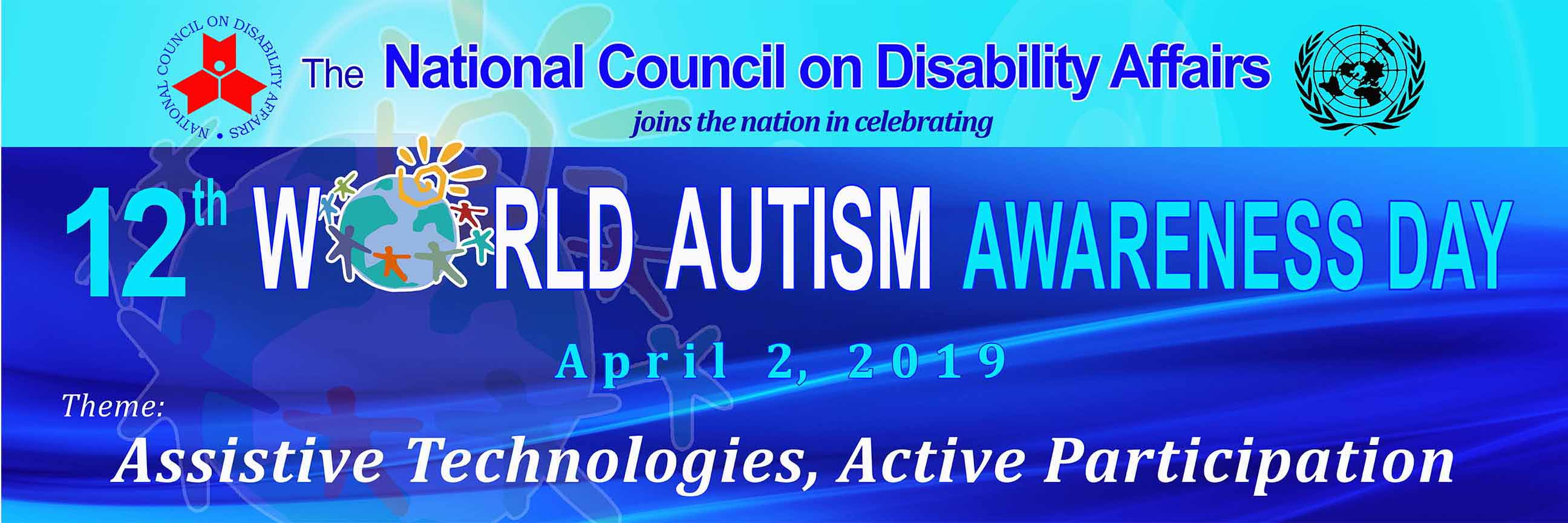 12th World Autism Awareness Day