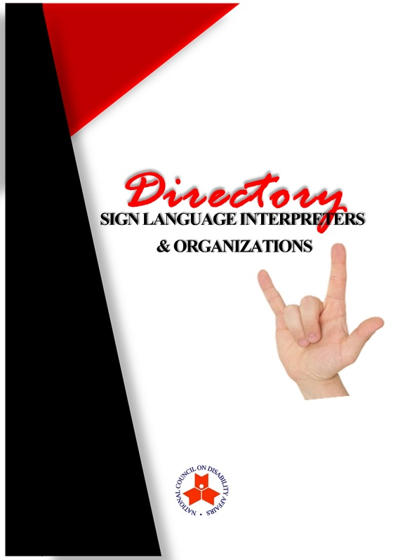 Directory of Sign Language  Interpreters