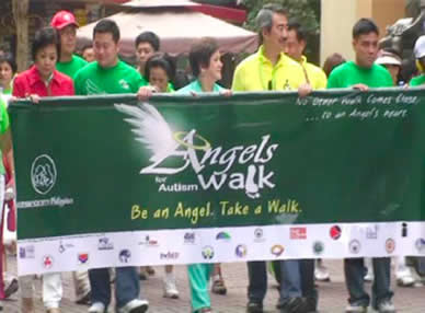 Angels Unity Walk