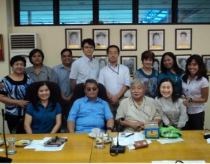 JICA and NCDA Meeting on Non-Handicapping Environment