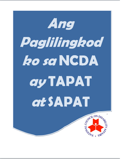 NCDA Motto