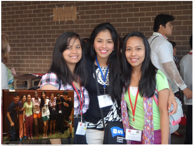 AFS-USA Taps Deaf Pinay Alumnae as Leader in the YES – EOS Orientation
