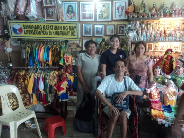 Samahang Kapatiran ng May Kapansanan para sa Hanapbuhay Inc.