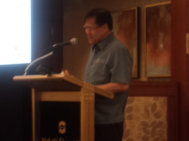 DILG Sec. Jesse M. Robredo