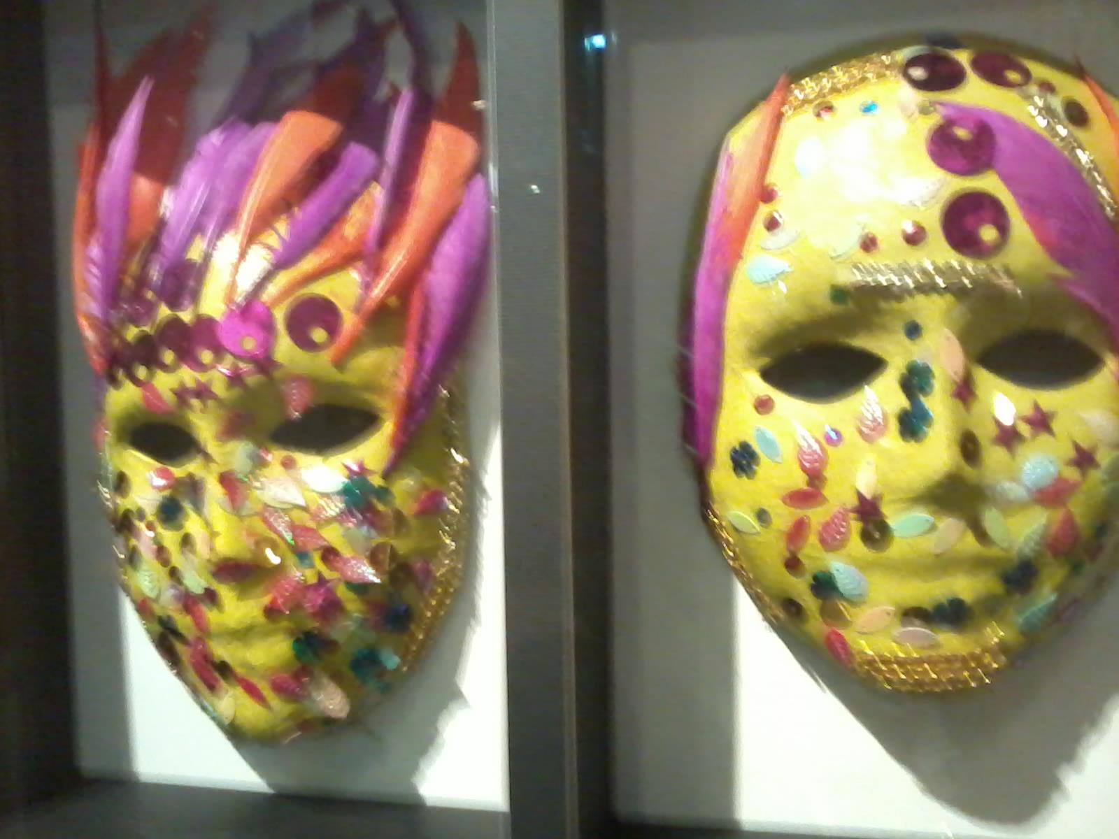 image of mask art work